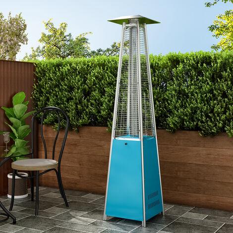 "main image of ""11KW Outdoor Freestanding Gas Patio Heater"""
