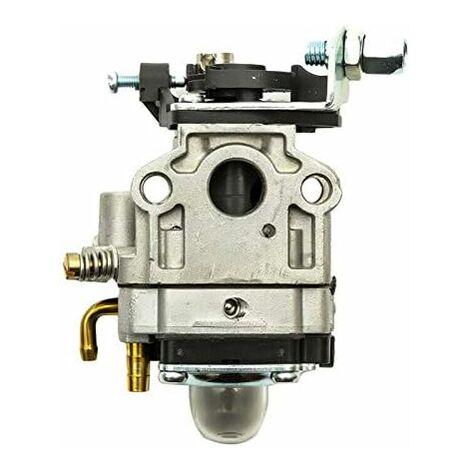 """main image of """"11mm Carburateur Compatible pour moteur 2 temps 22cc 26cc 33cc 34cc 36cc Pocket Bike, VTT, Scooters, Mobylette, Dirt Bike, Débroussailleuse, Mini-Choppers, Chainsaw"""""""