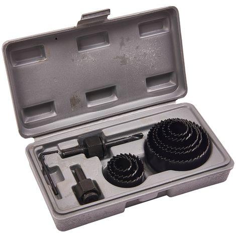 11pc Hole Saw Kit