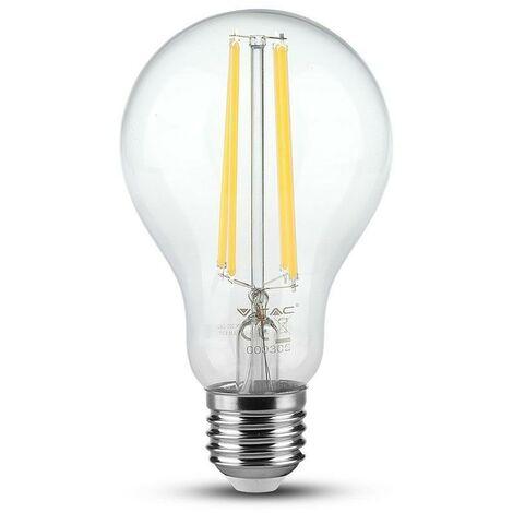 12. 5w thread lamp led lamp light e27 cold light 6500k vt-2123 7460