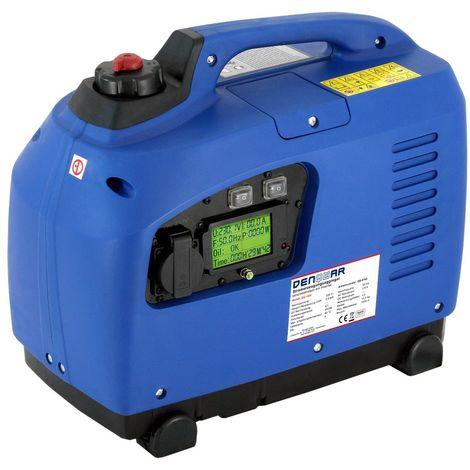 1,2 kW Inverter Stromerzeuger, Generator benzinbetrieben