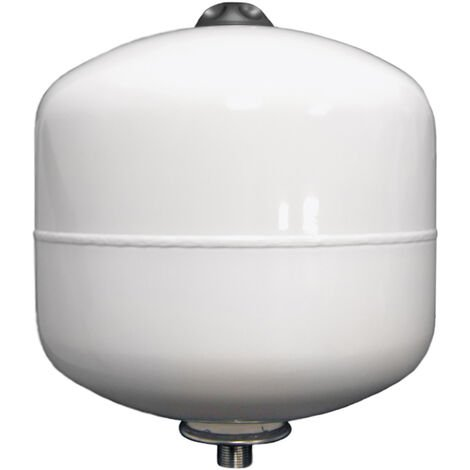 "12 Litre Varem Extravarem LC White Potable Water Expansion Vessel 3/4"" Connection"