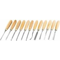 12-PCE Wood Carving Tool Set