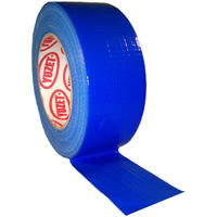 12 Rolls 48mm x 50m Blue Yuzet Premium Gaffer Tape Cloth Gaffa Duck Duct Waterproof