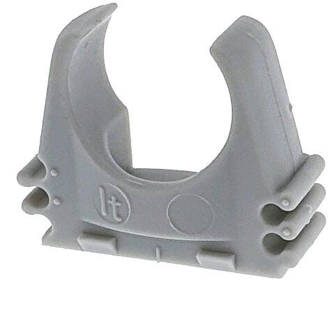 12 soportes presión para tubo vd20