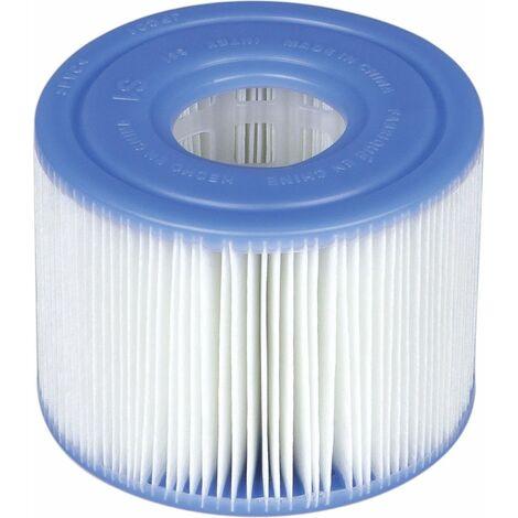 12 Stück Intex Filterkartuschen 29001 für Pure Spa Whirlpools