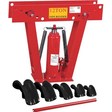 12 tonne Hydraulic Pipe Bender Tube Bender