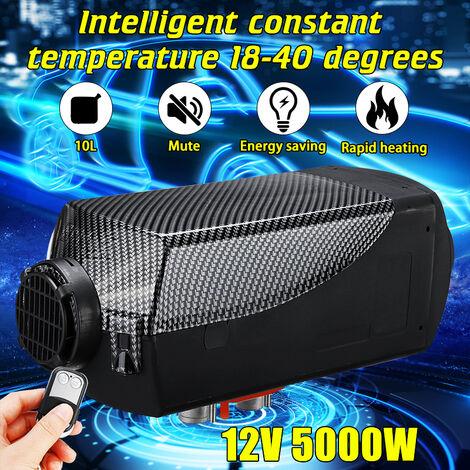 """main image of """"12 V 5KW chauffage à Air Diesel LCD pour camions de voiture bateaux moteur moniteur de maison pour RV remorque de camping-car avec hiver à distance chaud"""""""