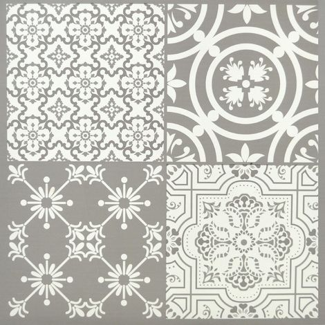 12 X AM5974 FLOOR TILES PACK OF 1