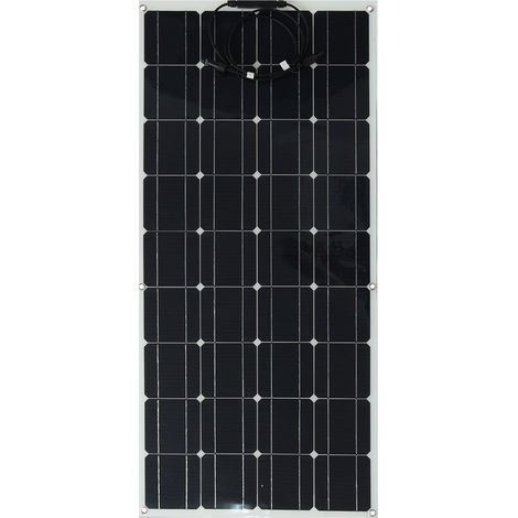 120W 12V Cargador de batería para pan mono solar semi-flexible para automóvil LAVENTE
