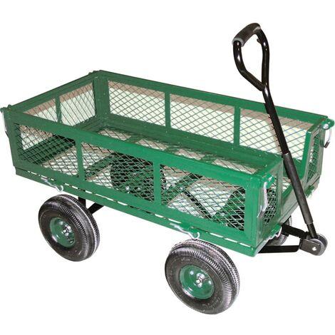125 Light Duty Hand Cart 250KG Capacity