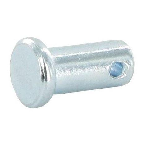 125510111/0 - Pivot pour déflecteur pour tondeuse autoportée Castelgarden / GGP