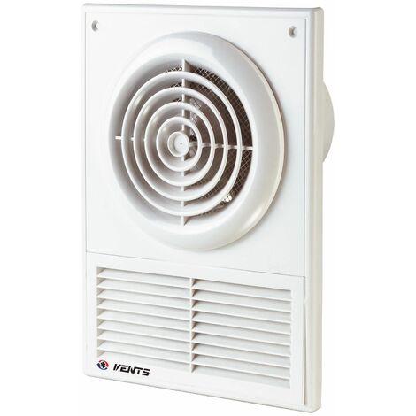125mm Hotte Grille Ventilation Salle de Bains Ventilateur Échappement D'air