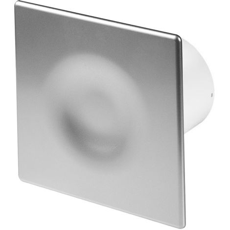 125mm Humidity Sensor ORION Extractor Fan Satin ABS Front Panel Wall Ceiling Ventilation