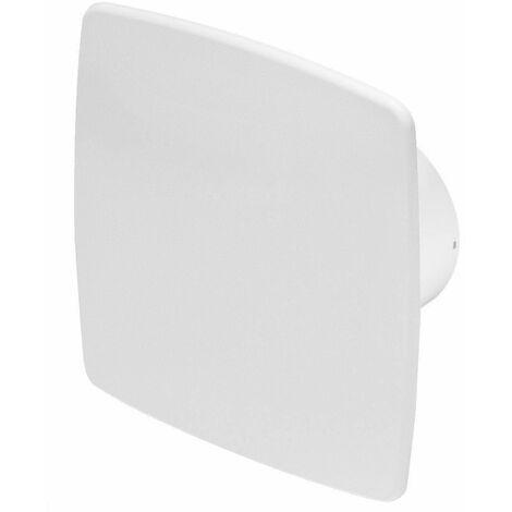 125mm Tirette Hotte Ventilateur Blanc ABS Panneau Avant NEA Mur Plafond Ventilation