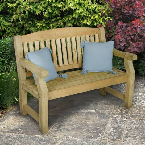 1.2m (4'x2') Forest Thetford Bench
