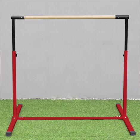 "main image of ""1.2M Kids Gymnastics Bar High Home Gym Training Bar Sporting Pole"""