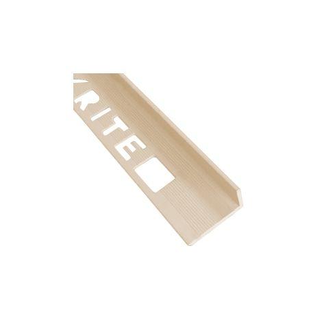 12mm L-Shape Pro Tile Trim Soft Peach - PVC