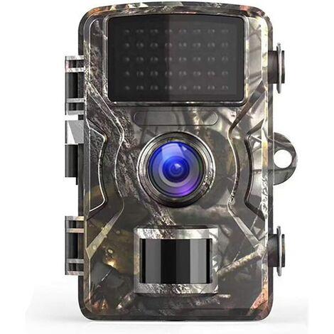 12MP 1080P HD Caméra de Chasse Caméra de Surveillance Étanche De Vision Nocturne Traque IR Caméra de Jeu Nocturne Infrarouge