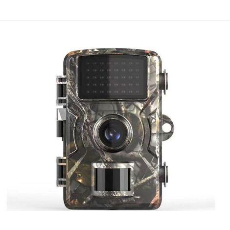 12MP 1080P HD Caméra de Chasse Caméra de Surveillance Étanche LEDs Grand Angle De Vision Nocturne Traque IR Caméra de Jeu Nocturne Infrarouge