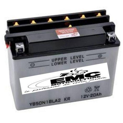12N20D - Batterie 12 Volts 20Ah Borne + à droite