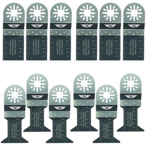12pcs TopsTools Bi-Metal Multitool Blades - UNK12BMX