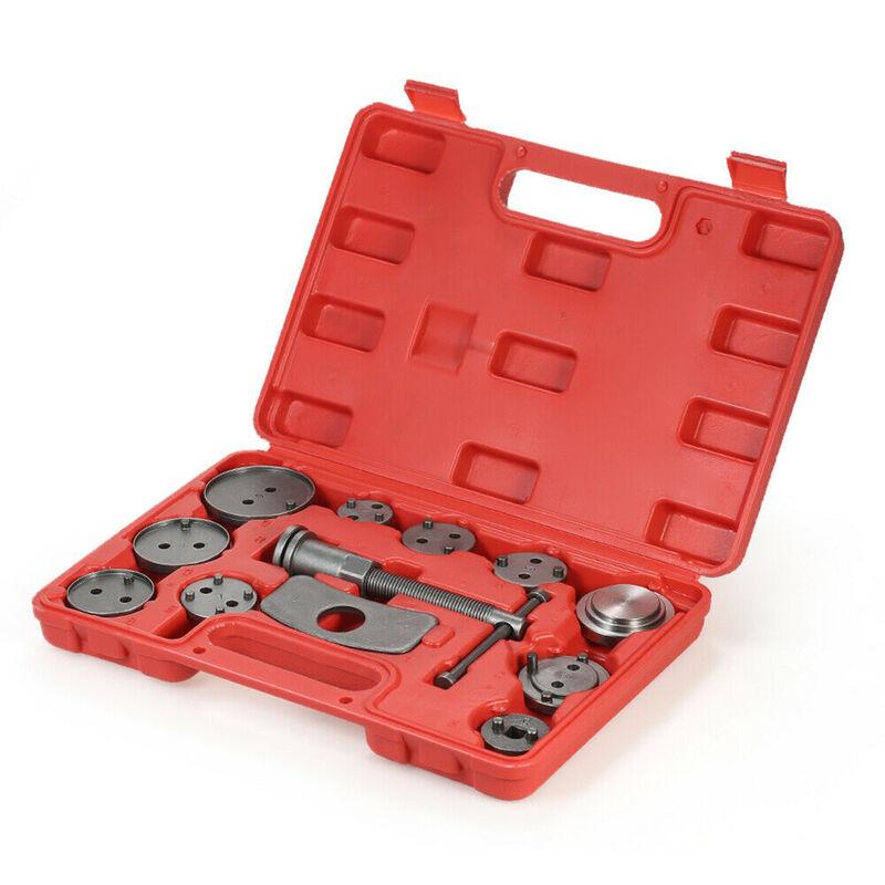 12pcs Universal Disc Frein a piston Rewind Tool Kit Auto Recule voiture