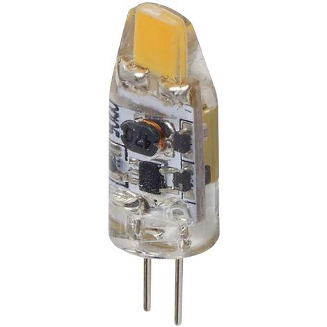 12V 1.5W G4 COB LED Bulb (One Size) (Multicoloured)