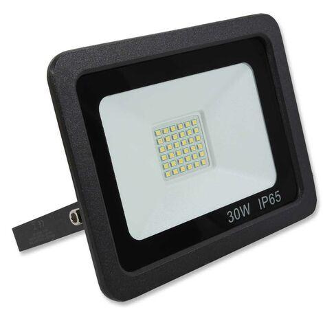 "main image of ""12v 30w LED Floodlight - Day White 6000K"""