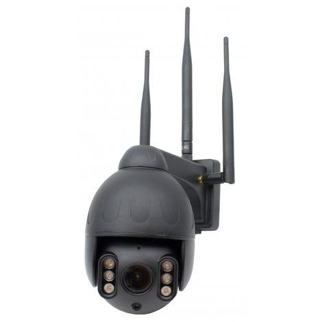 12v DC 4G PTZ CCTV Camera