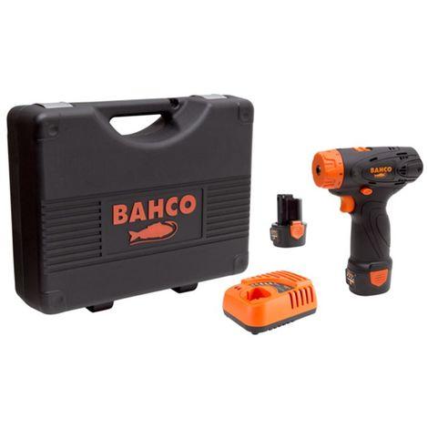 12V Kit Atornillador 1/4 BCL31SD1K1 BAHCO