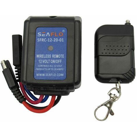 12V Wireless Remote Control For ATV Quad Sprayer - Agriculture Farm Spreader Fertilise