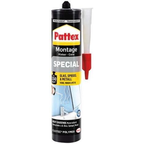 12x Henkel Pattex Montage Special 290g, transparent