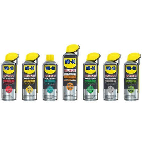 12x WD-40 Specialist PTFE- Spray trocken 400 ml Dose