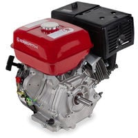 13 HP 9.56 kW Petrol Engine (25 mm Shaft, Low Oil Protection, Air-cooled Singel Cylinder 4-stroke Engine, Recoil Start)