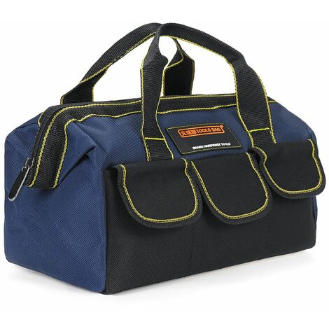 13 Inch Tool Bag 600D Waterproof Oxford Electrician's Bag