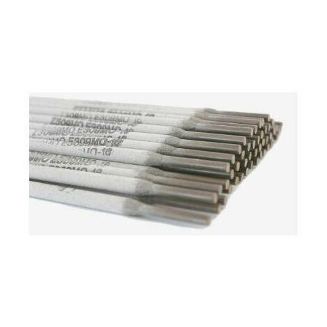 130 baguettes de soudage rutiles (panaché 50x2 + 50x2,5 + 30x3,2)