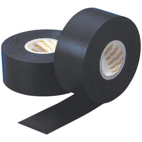 Elektroisolierband Isolierband Coroplast 302 15mm x 10 Laufmeter in weiß
