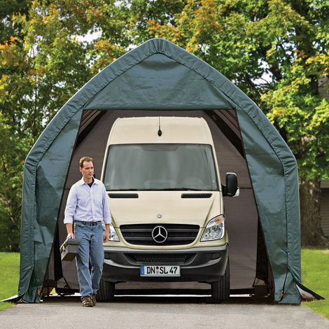 13x20 Truck Shelter