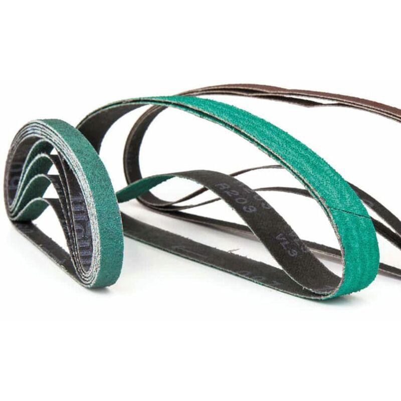 Image of 13X305MM P60 Zirc Abrasive Belt- you get 5 - Bibielle