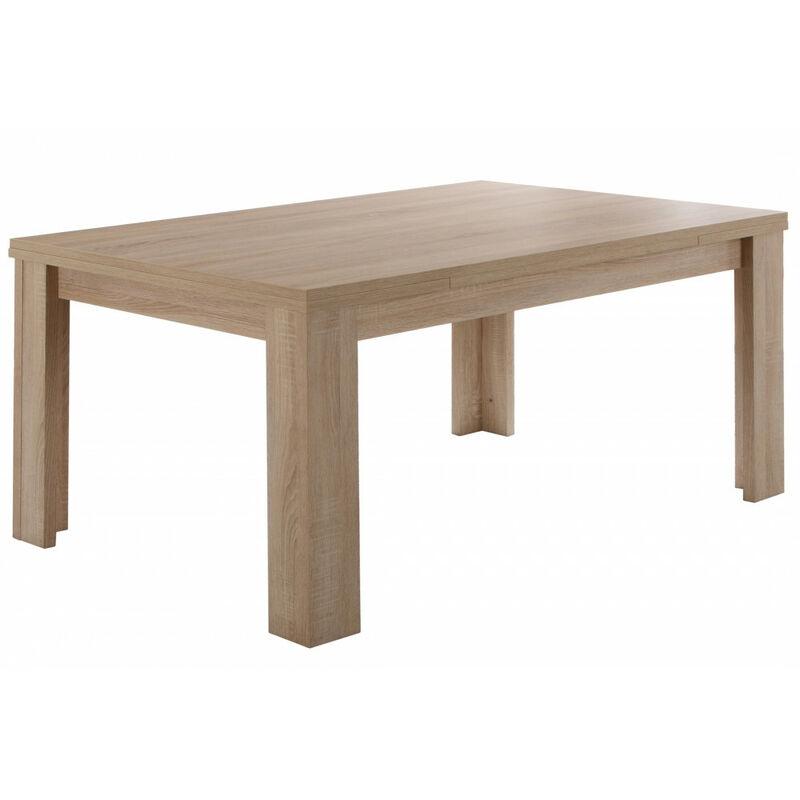 140 x 90 cm Tisch Esstisch Auszugstisch K - MÄUSBACHER