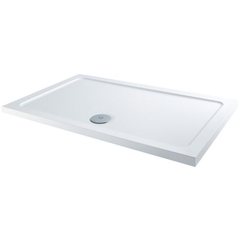 1400 X 900mm Low Profile Rectangular Shower Tray