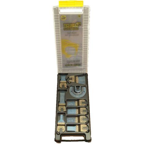 14pcs SabreCut Fast Fit Multitool Blade Box Set - BB_SPK14