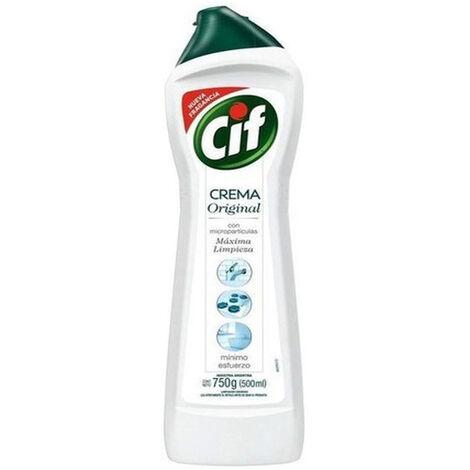 14uds Cif crema blanco 750 ml