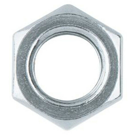 15 Ecrous hexagonaux Inox A2 - M10 - DIN 934