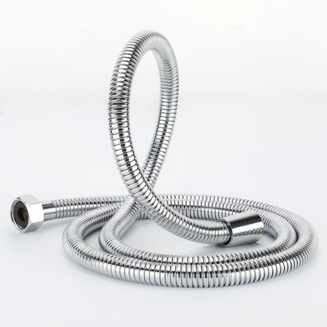 1.5 m Universal Shower Hose, BONADE Stainless Steel 150 cm Shower Hose