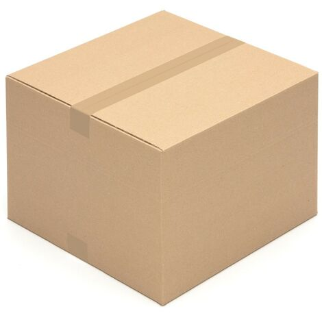 Faltkarton 227 x 227 x 243 mm 30 Kartons Faltschachtel Kartonage Versandkartons
