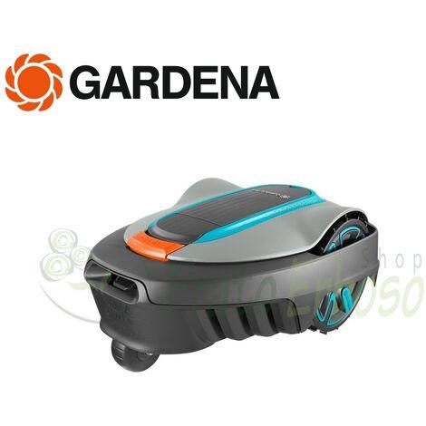 15001-34 - tondeuse Robot semintelligente Gardena SILÈNE ville de 250