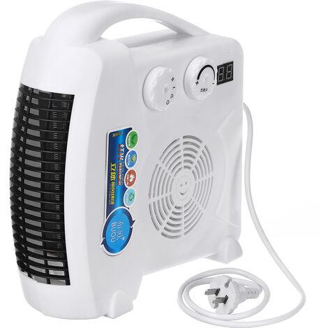 1500W réglable mobile réchauffeur d'air de radiateur électrique mini