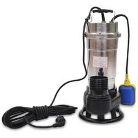 1500W Submersible Water Pump for Dirty Water 500L / m with Floating Switch
